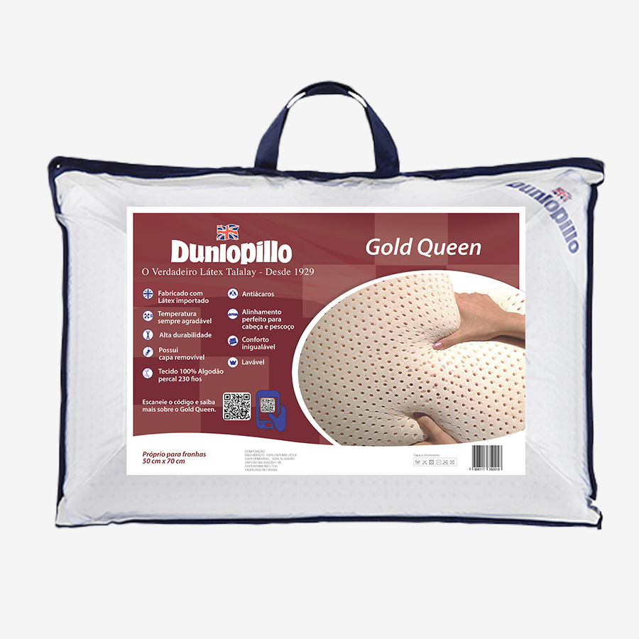 Dunlopillo Gold